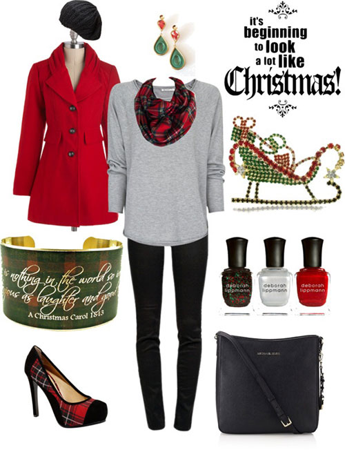 Outfit Ideas For Christmas Party Part - 38: Http://girlshue.com/wp-content/uploads/2013/