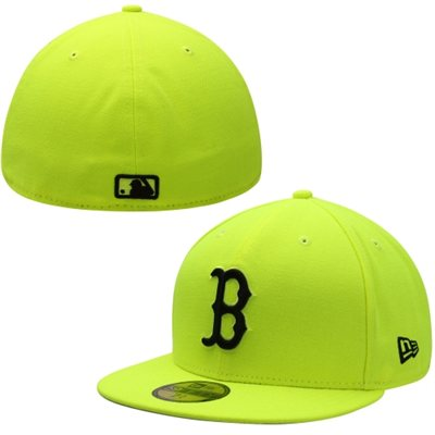 GREEN RED SOX HAT